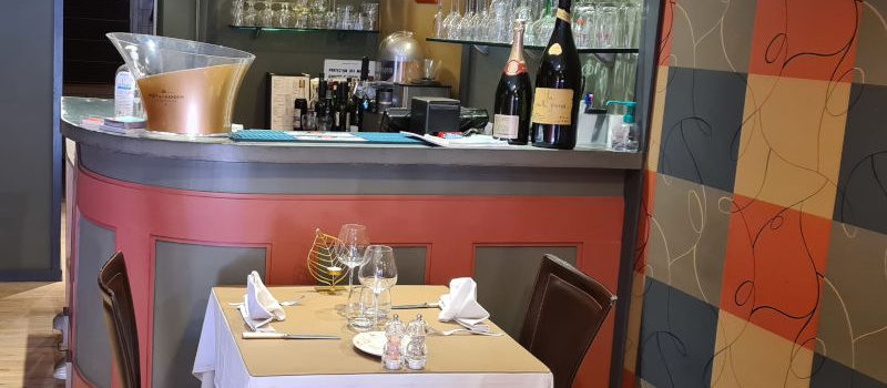 Bar du Restaurant des Arts