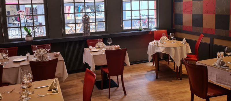 salle du Restaurant des Arts